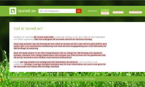 Copyscape Plagiarism Checker - View Content Comparison isonett.se TEXT